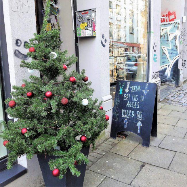 Weihnachtsgeschenk shoppen im Karoviertel Hamburg