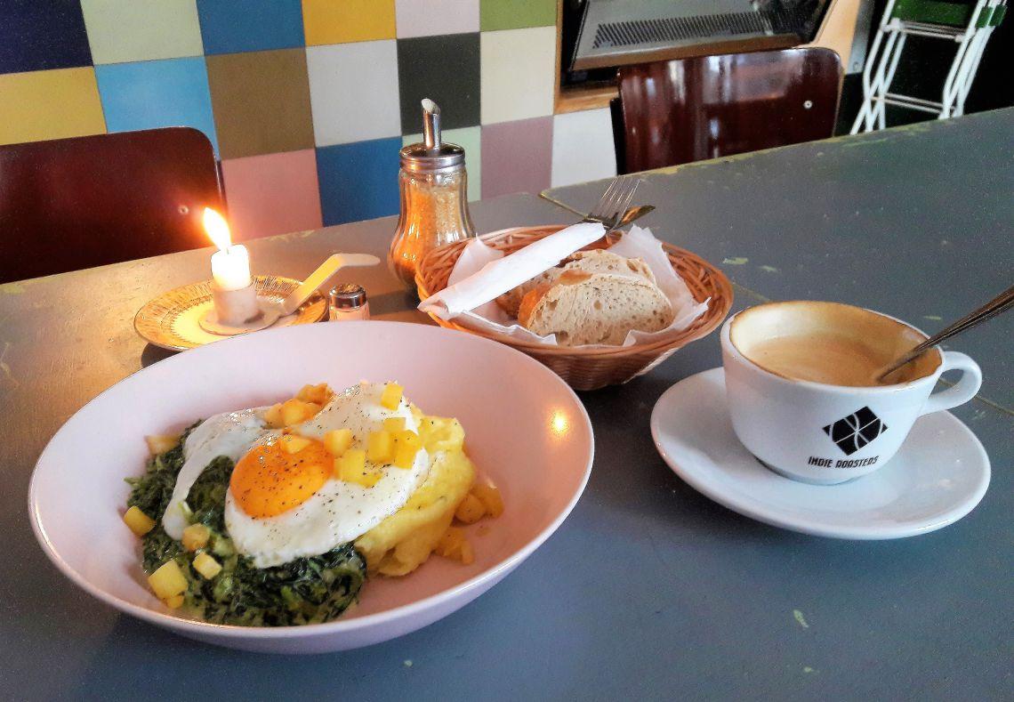 bester Mittagstisch in Hamburg im Fritzis St.Pauli
