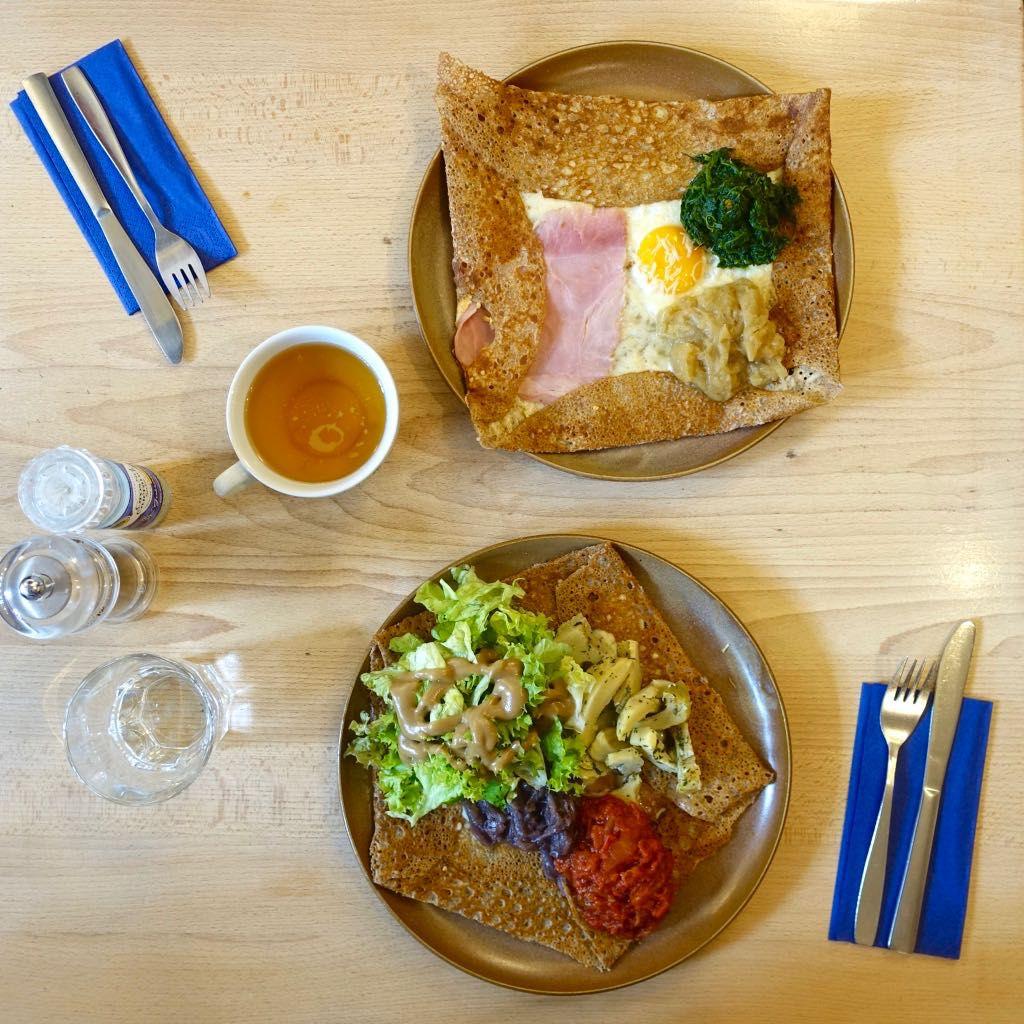 Galettes Ti Breizh - Glutenfreie Foodspots in Hamburg