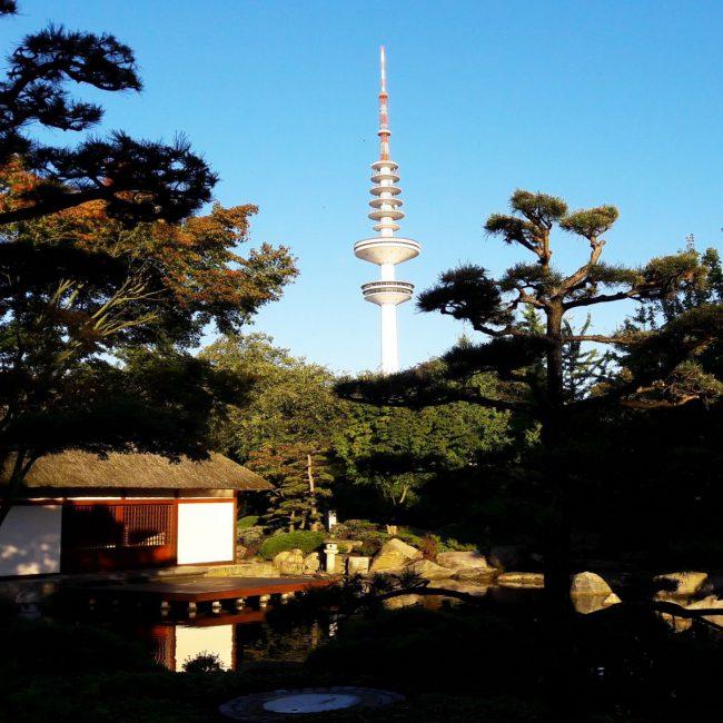 Japanischer Garten Telemichel Planten un Blomen Hamburg