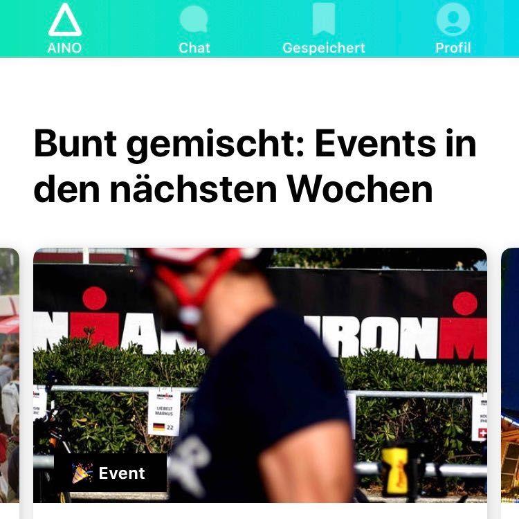 AINO App Hamburg