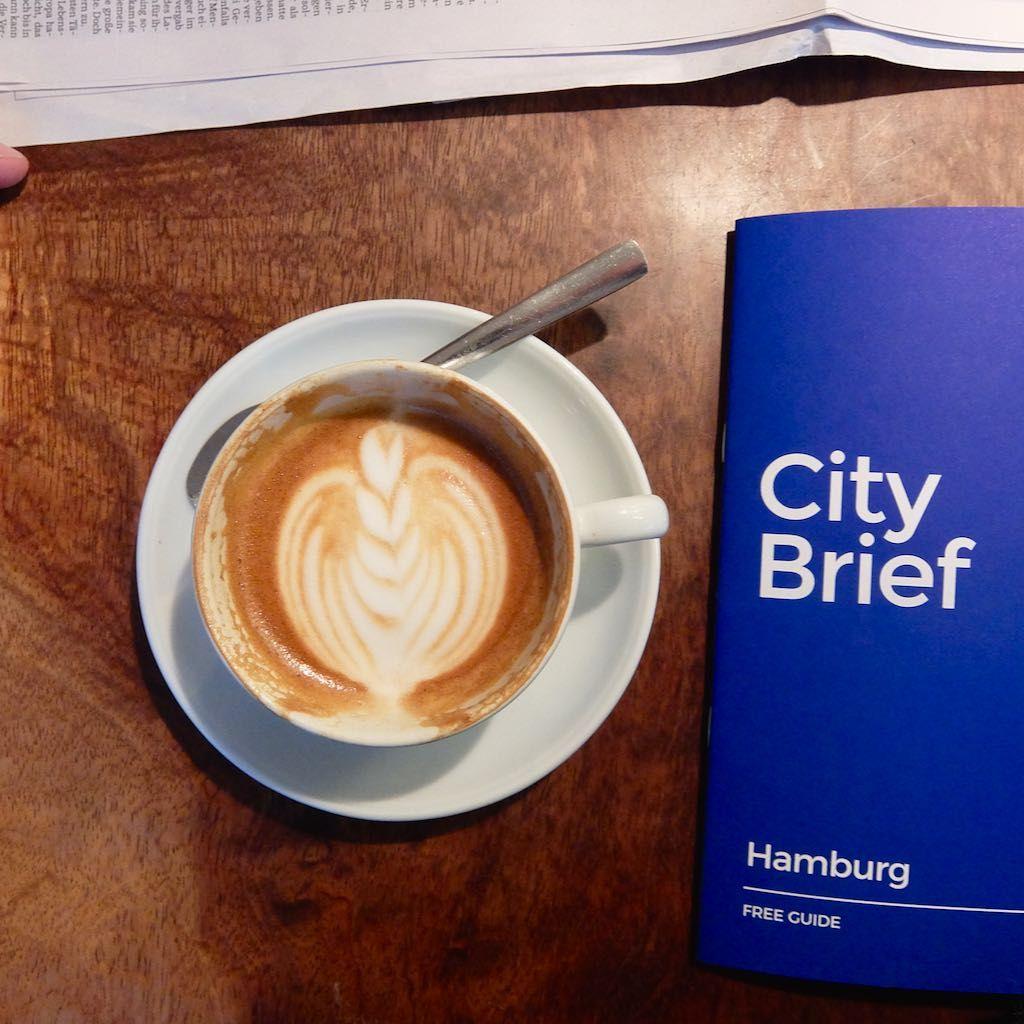 Blackline und City Brief Guide, Hamburg