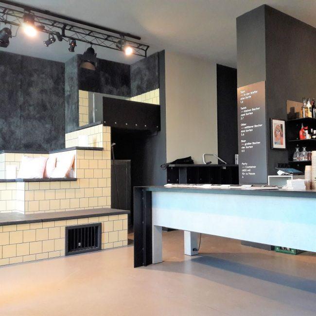 cornern inside in der MINUS Gelato Bar Karoviertel Hamburg