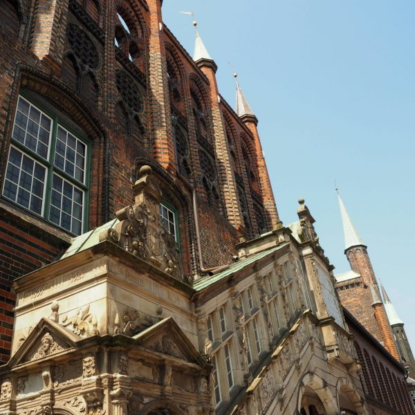 Hamburg vs. Lübeck - Rathaus