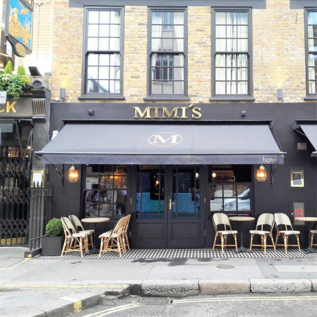 Mimis Soho Boutique Design Hotel London