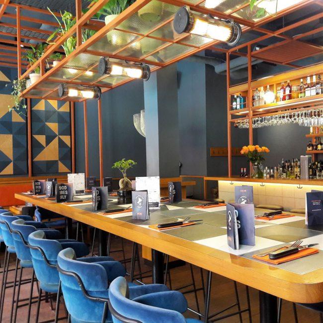 Social Table Pizza Club Hamburg