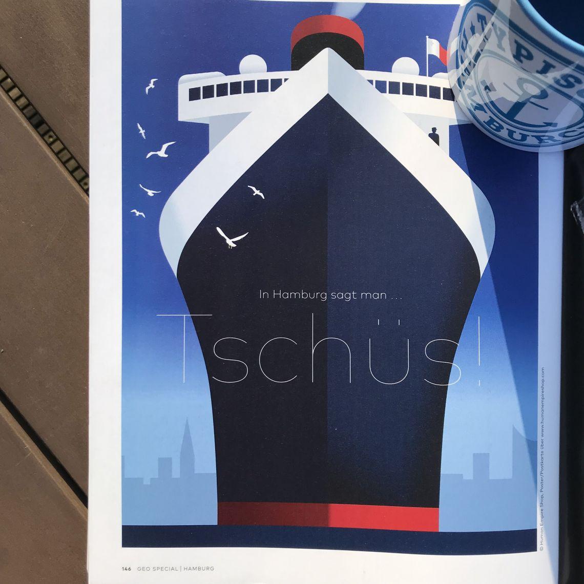 Hamburg Schiff