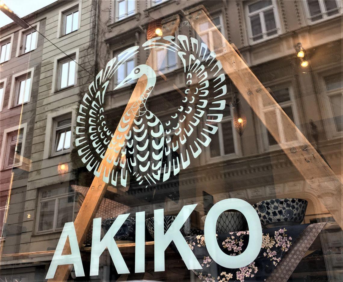 Akiko in Hamburg