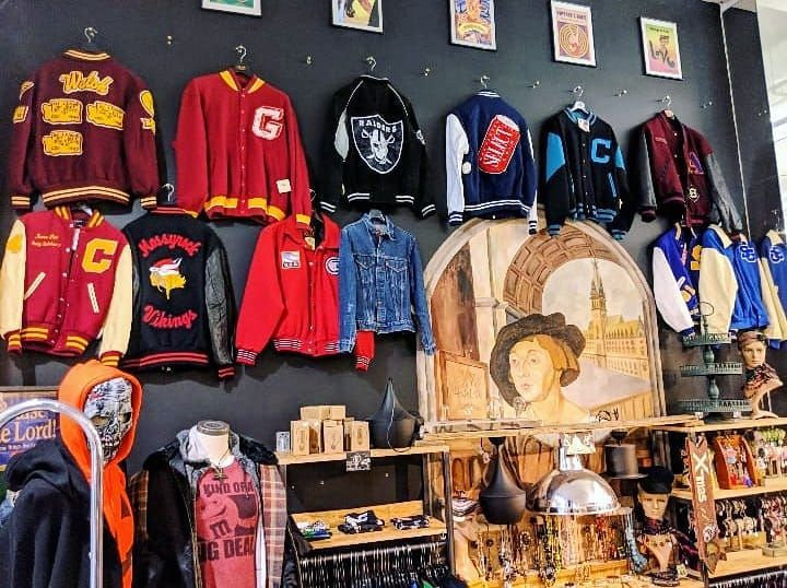 Vintage & Rags in Hamburg
