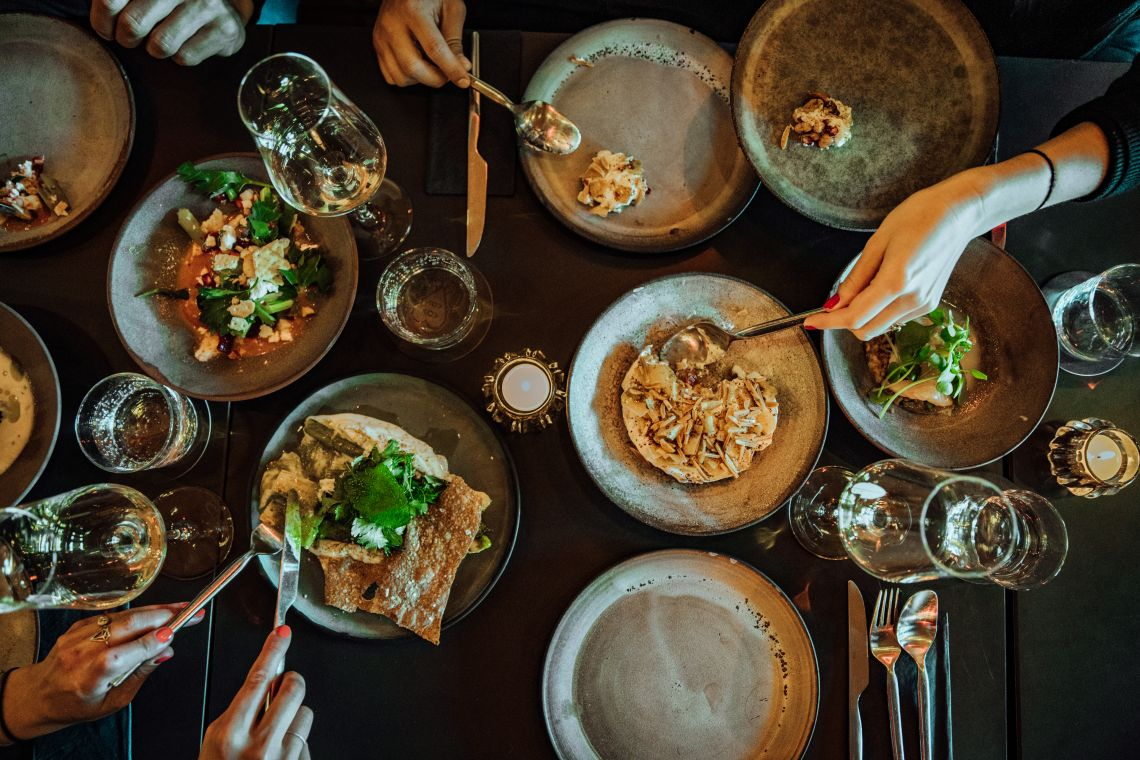 Salt & Silver Foodbilder