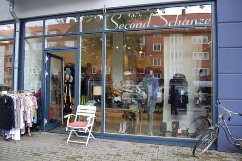 Second Schanze in Hamburg