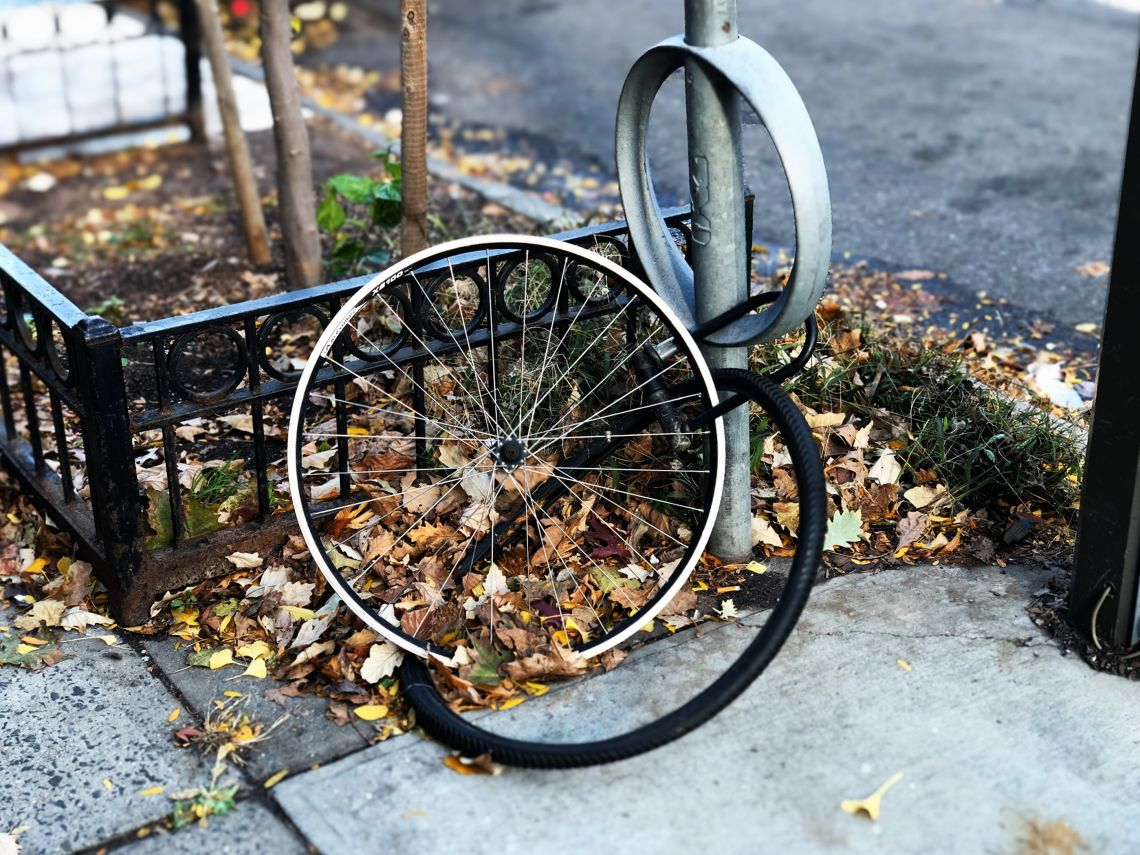 10 Fun Facts über Hamburg - Fahrrad Diebstahl in Hamburg