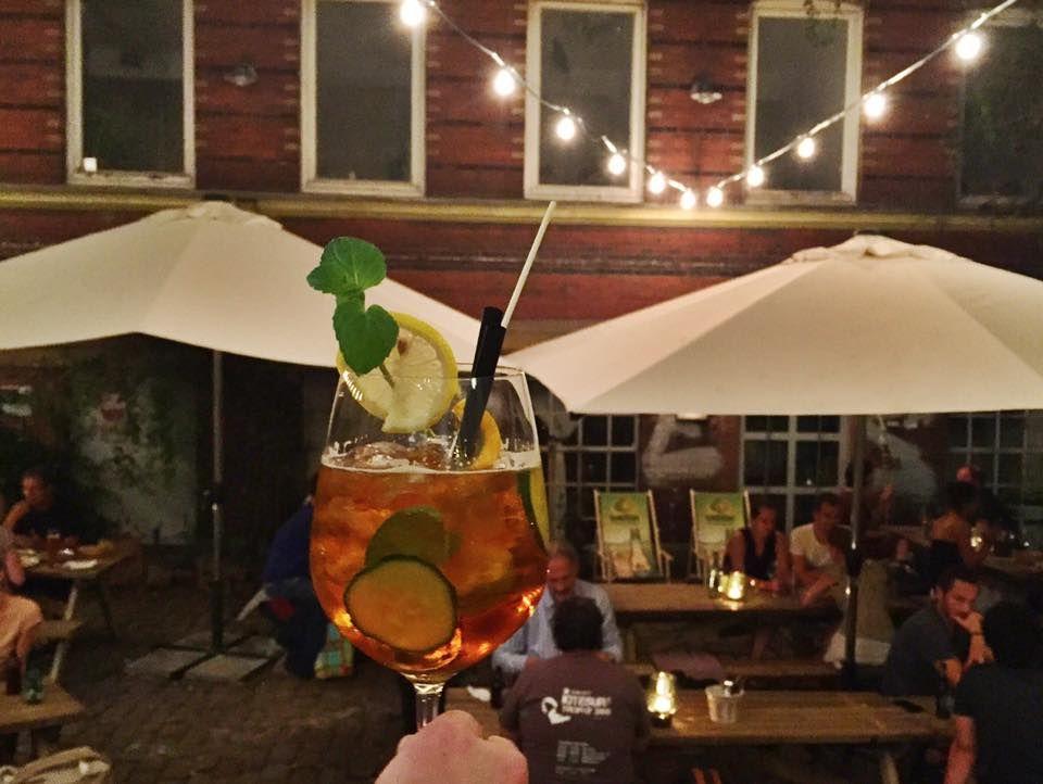 Restaurant Jill in der Sternschanze