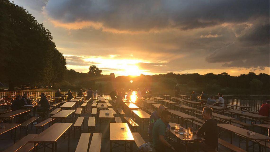 Sierichs Biergarten - 8 Biergärten in Hamburg, die ihr kennen solltet