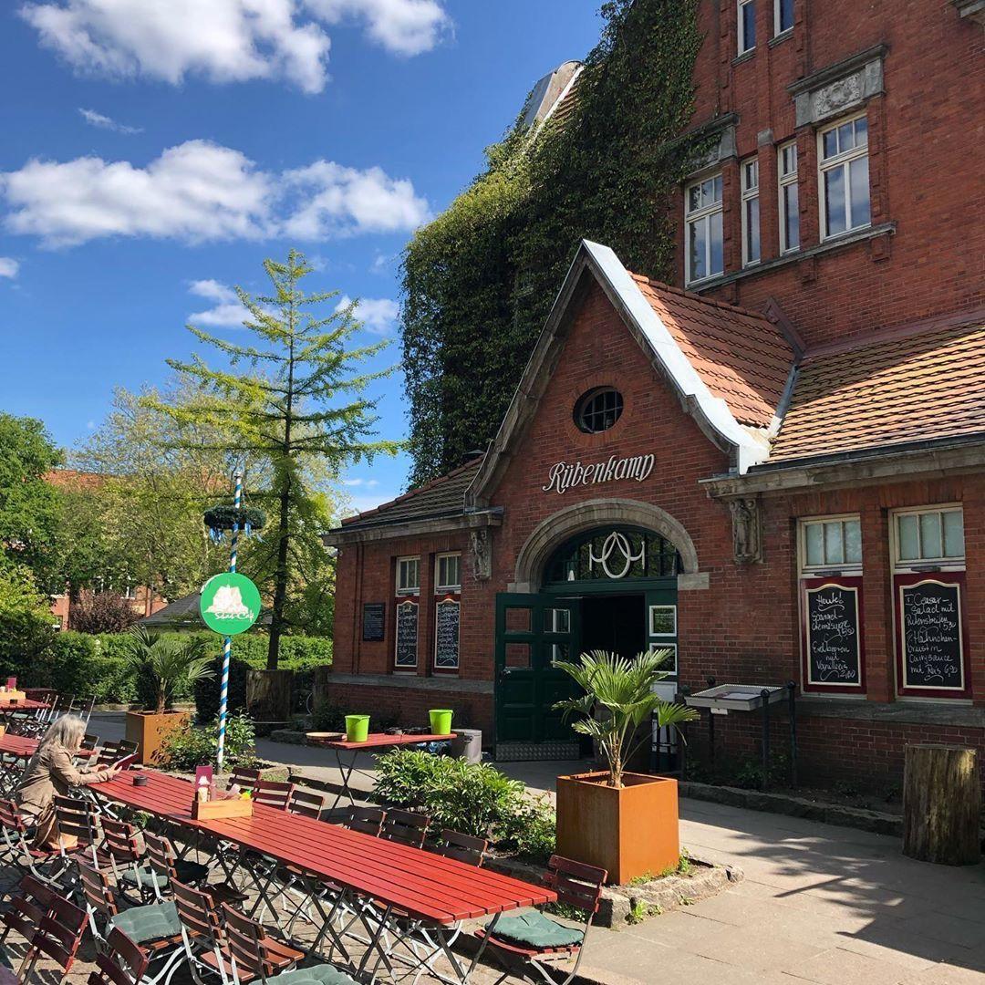 Schach-Café - 8 Biergärten in Hamburg, die ihr kennen solltet