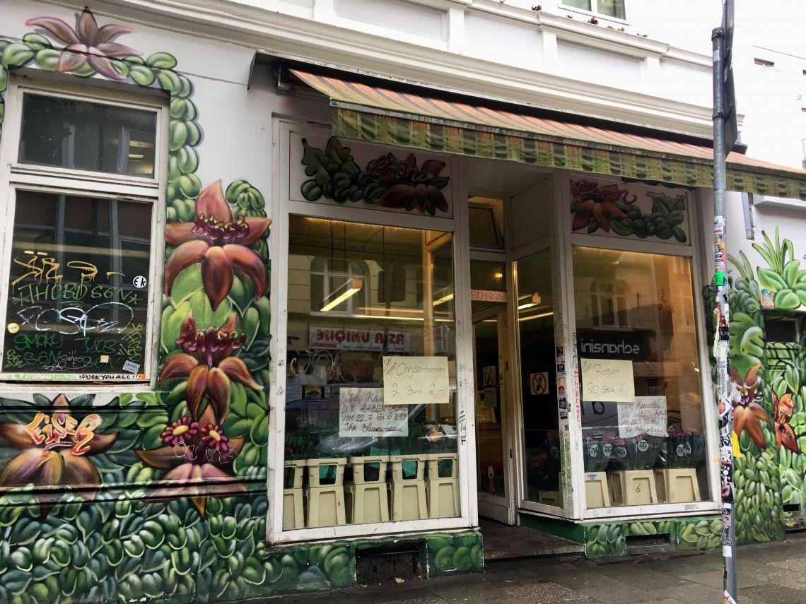 Blumenladen ohne Namen - Blumenladen in Hamburg
