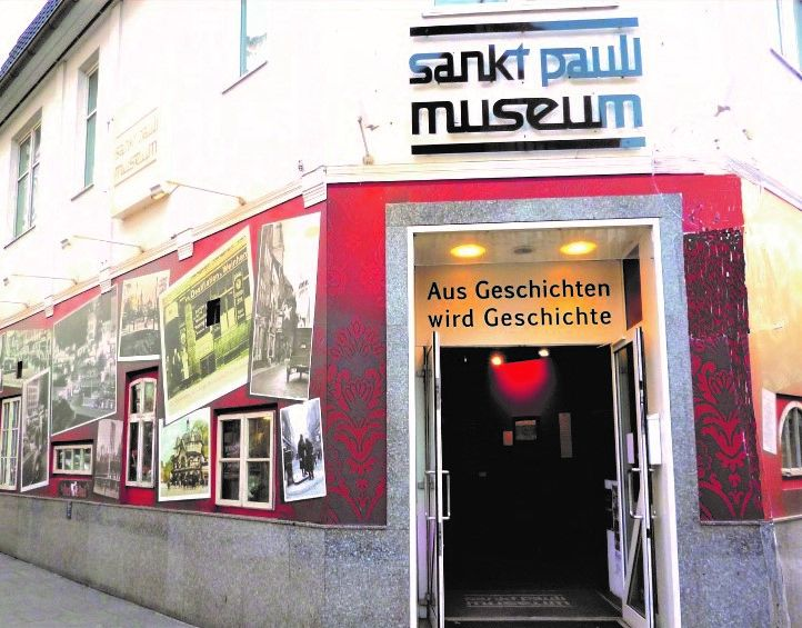 Sankt Pauli Museum - St. Pauli in Hamburg
