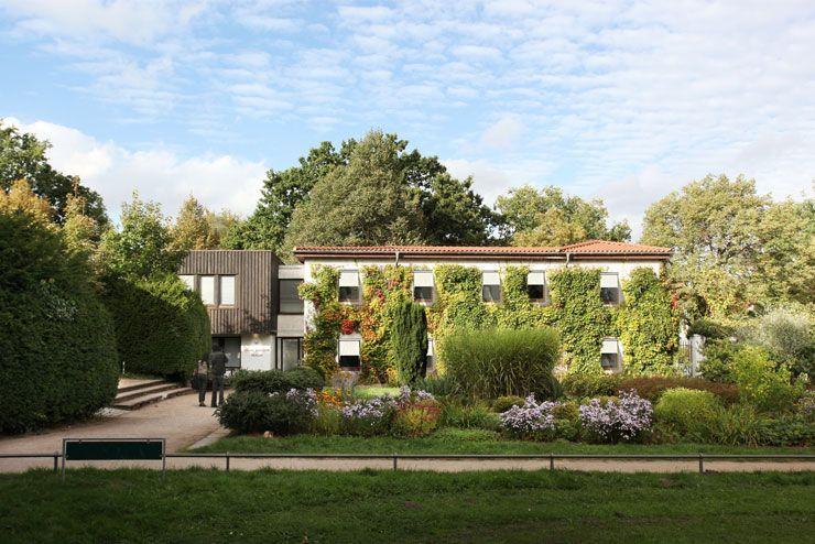 Eduard Bargheer-Museum im Jenischpark in Hamburg