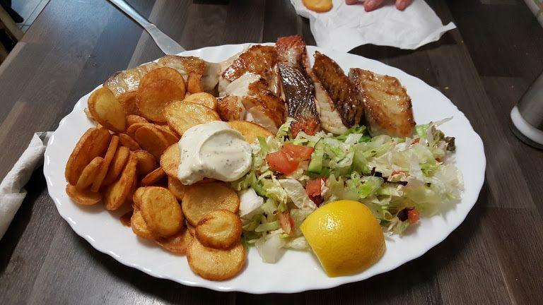 Schabi's Fischimbiss - kulinarische Hotspots in der Schanze