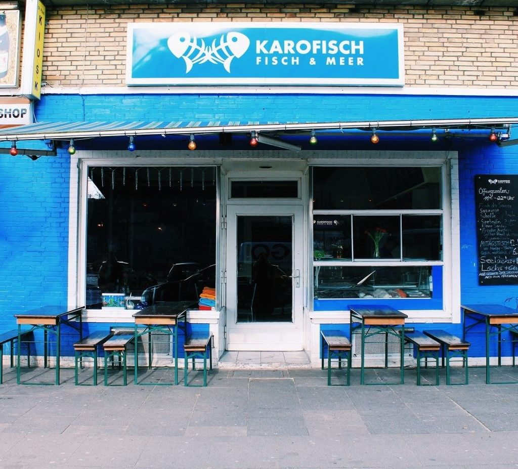 Karofisch - Low Budget Restaurants in Hamburg